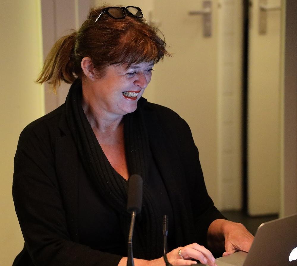 Petra Possel, presentator